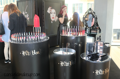 Press Day Sephora Novità Estate 2017 kat von d italia