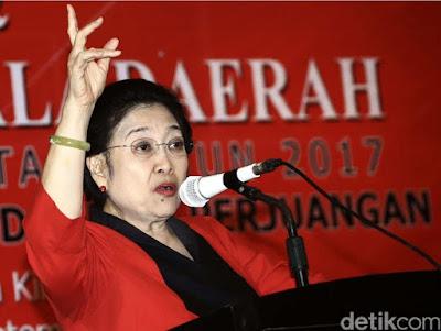 Bicara Demo 4 November, Megawati: Islam Kayak Gitu Siapa yang Ngajari?