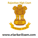 Rajasthan High Court Civil Judge Exam