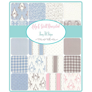 Moda Lily & Will Revisited Fabric by Bunny Hill Designs for Moda Fabrics