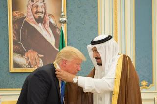 Saudi Arabia supports Trump decision