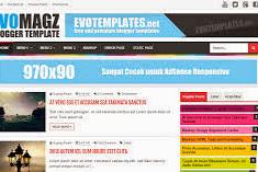 Download Gratis Template Evo Magz