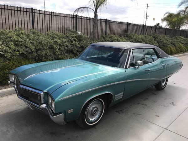 1968 Buick Skylark Hardtop