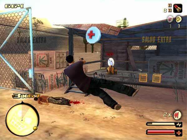 Total Overdose PC Game Free Download Gameplay