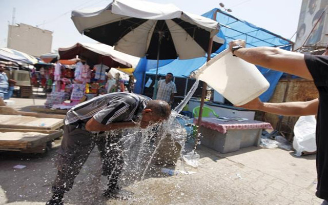Nueva Ecija Set High 51-degree Celsius Heat Index