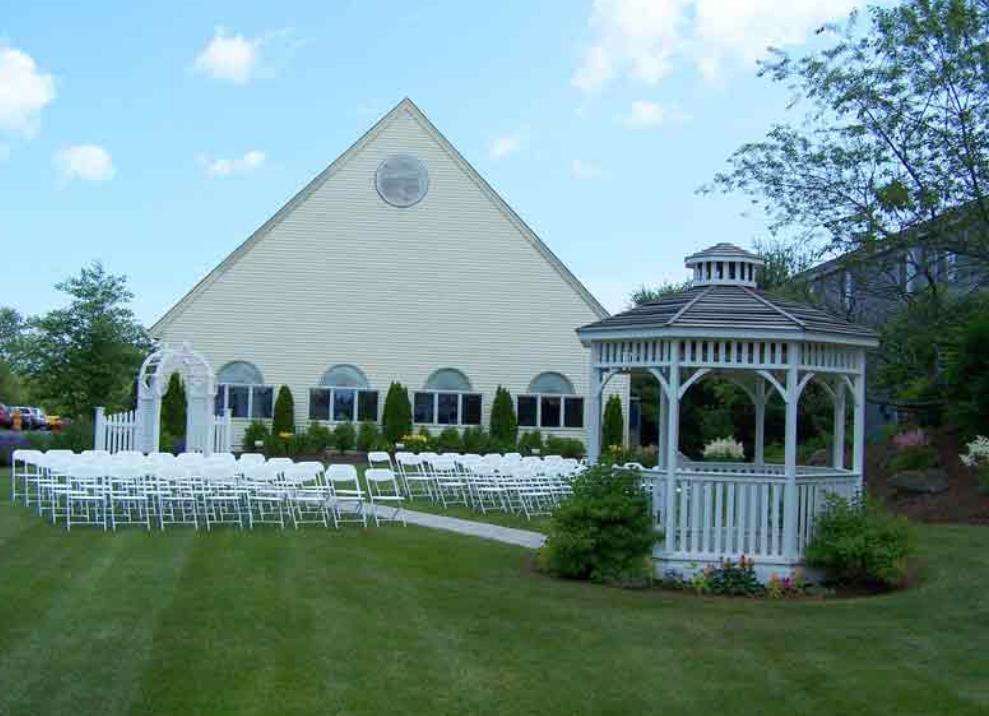 Village By The Sea Wells Wedding Venue