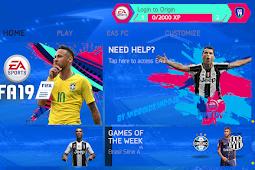 FIFA 14 Mod FIFA 19 Blue Edition Android Offline