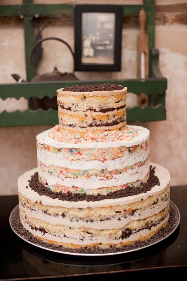 Momofuku Wedding Cake