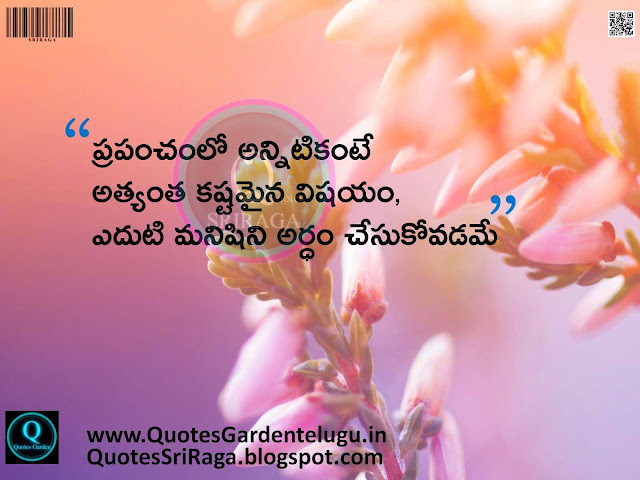 Telugu Best inspirational Quotes with 466 images