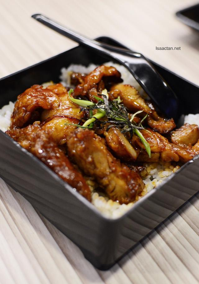 Chicken Teriyaki Don - RM9.90