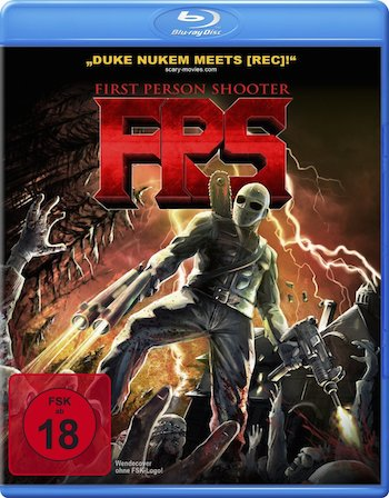 First Person Shooter (2014) BluRay 720p x265 300MB