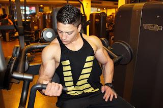 Suplementos aumento de masa muscular