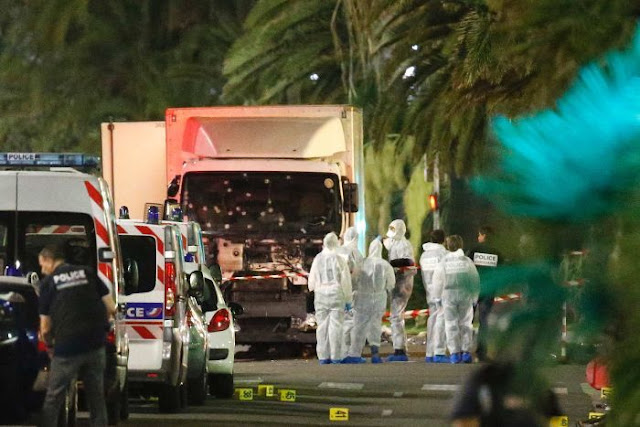 Terungkap, Ini Profil Pelaku Teror di Nice, Perancis yang Tewaskan 84 Orang!