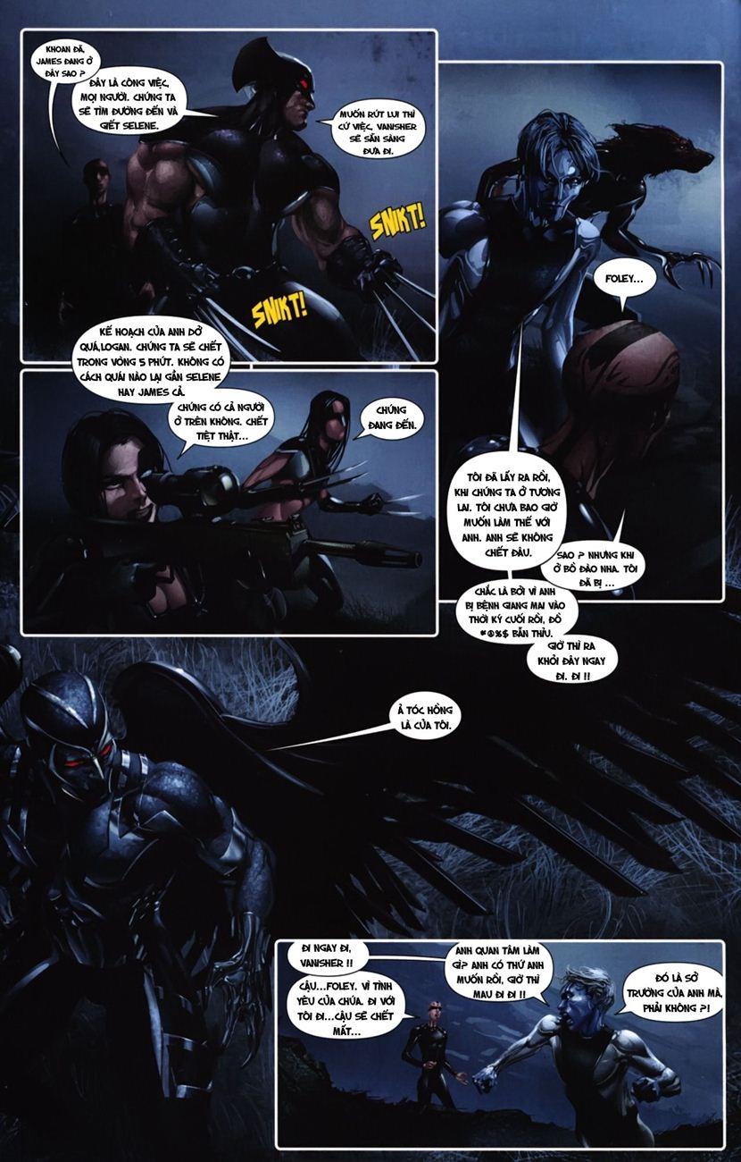 X-Men Necrosha chap 11 trang 14
