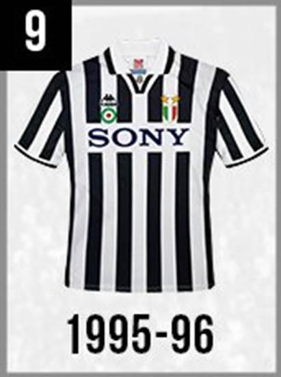 revolutionary half and half design next season full juventus home kit history from 1897 until 2019 footy headlines juventus home kit history from 1897