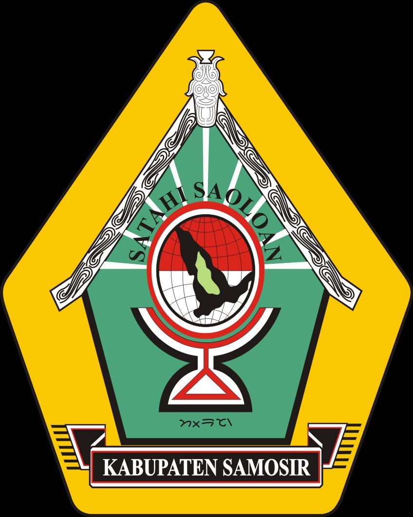 Logo Kabupaten Samosir Ardi La Madi S Blog