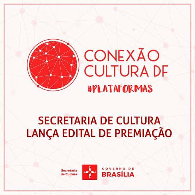 Lançado edital de premiação do Conexão Cultura