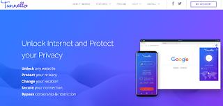 Ulasan Lengkap Tunnello VPN