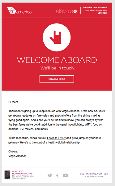 10 Best Welcome Email Templates For Introductory Emails Tricksroad