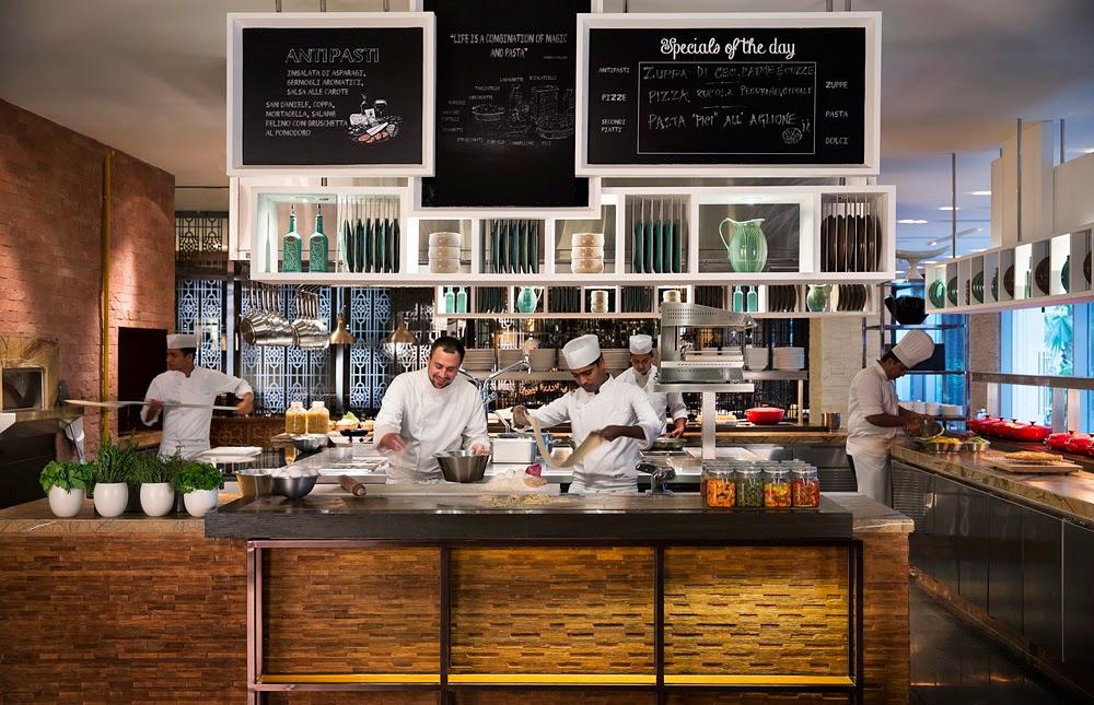 Live Kitchen Restaurant Dhaka