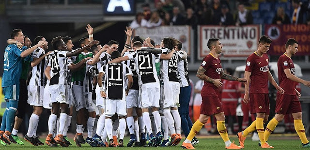 Buat Pemain Roma! Jangan Mimpi Tukaran Baju dengan Ronaldo