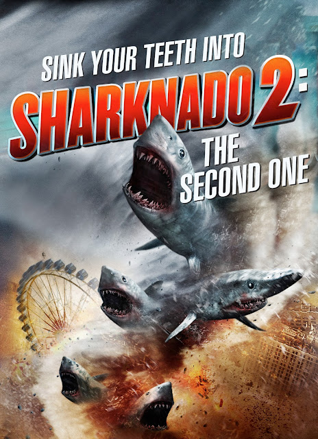 Film Excess: Sharknado 2: The Second One (2014, TV movie ...