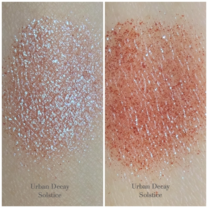 Urban Decay Solstice swatch