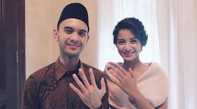 Tama adalah suami dari kirana larasati yang menikah pada agustus 2015