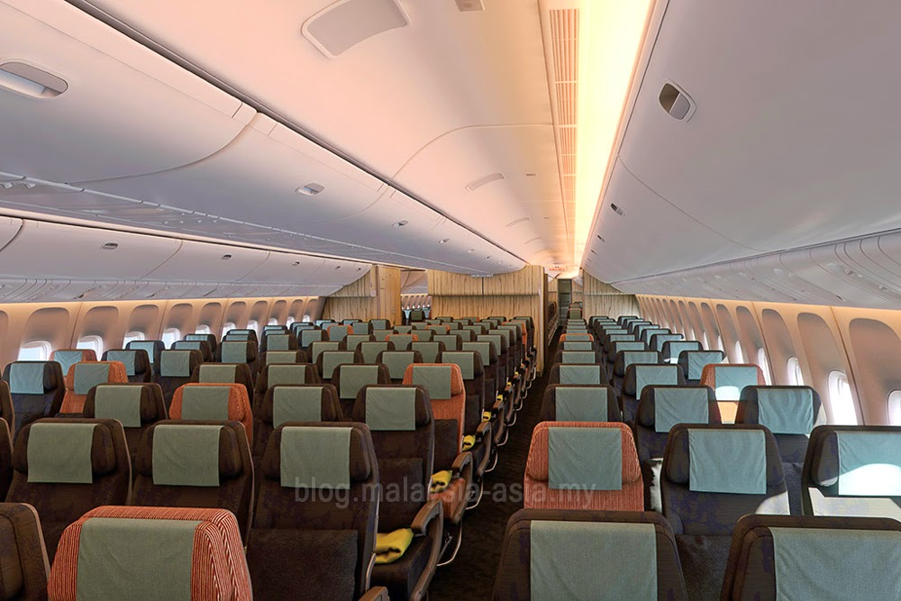 New economy class for China Airlines