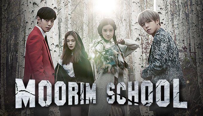 Sinopsis Moorim School