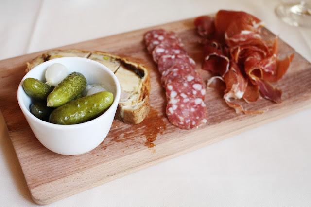 Dinner at Drouant by Antoine Westermann - Paris Michelin-starred restaurants - UK lifestyle blog