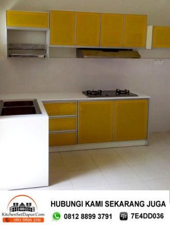 Jasa kitchen set murah di cimanggu bogor 0812 8899 3791 for Kitchen set dibawah 5 juta