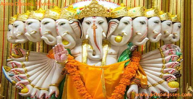 Ganesha Bhagwan.