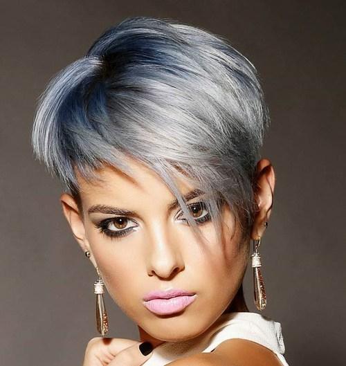 Tagli di capelli corti particolari