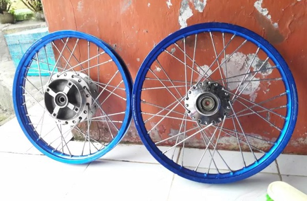 Jenis Velg Sepeda Motor