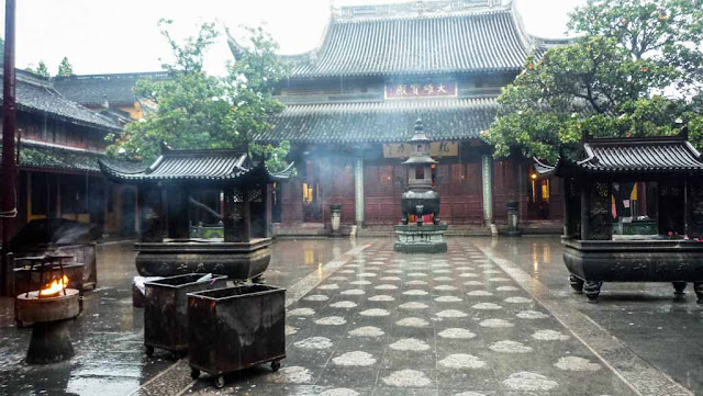 Templo del Buda de Jade