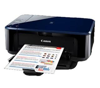 Canon Pixma E500 Printer Driver Download For All Windows