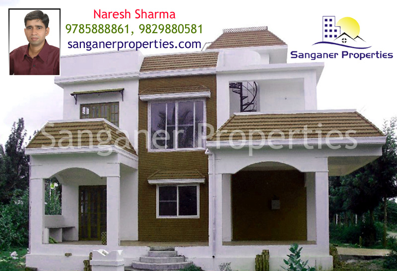 Independent House Near Mansarovar In Sanganer Jaipur