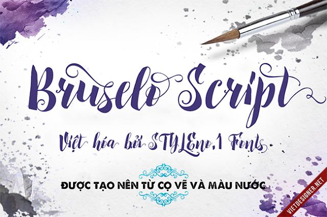 [Script] Bruselo Việt hóa