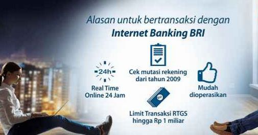 Cara Cek Saldo Bank BRI Via Internet Banking - BRI Call Center