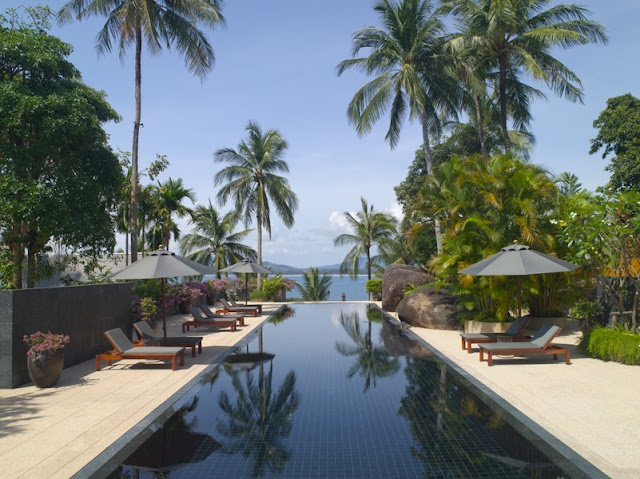 Amanpuri Phuket, Privater Pool
