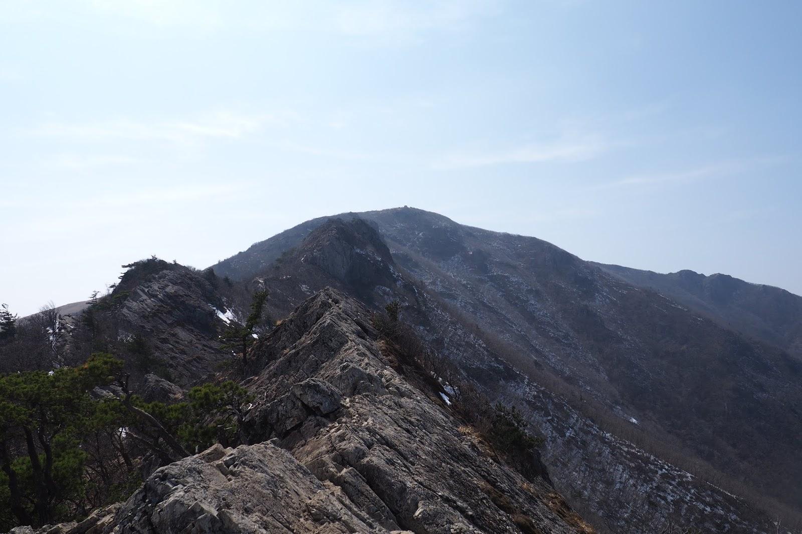 간월재 肝月嶺 신불산 神佛山 영남알프스 嶺南阿爾卑斯