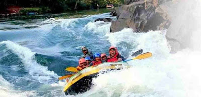 Rafting in Kolad