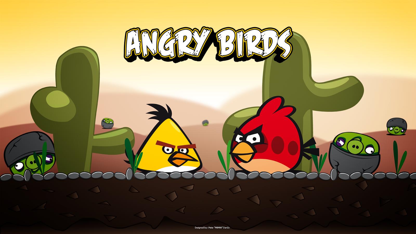 GAMEZONE: Angry bird