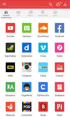 تطبيق VidMate لتحميل الفيديوهات من اليوتيوب للاندرويد بروابط مباشره