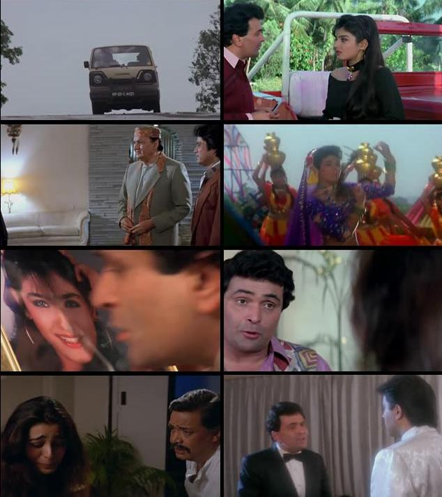 Saajan Ki Baahon Mein 1995 Hindi 480p HDRip
