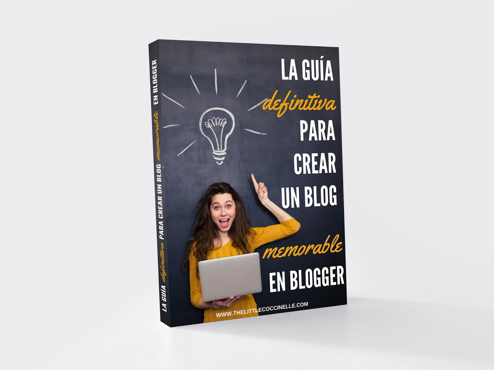 guia libro blogger