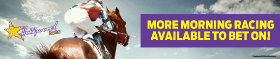 More Morning Racing Available to Bet On at Hollywoodbets - Australian Racing
