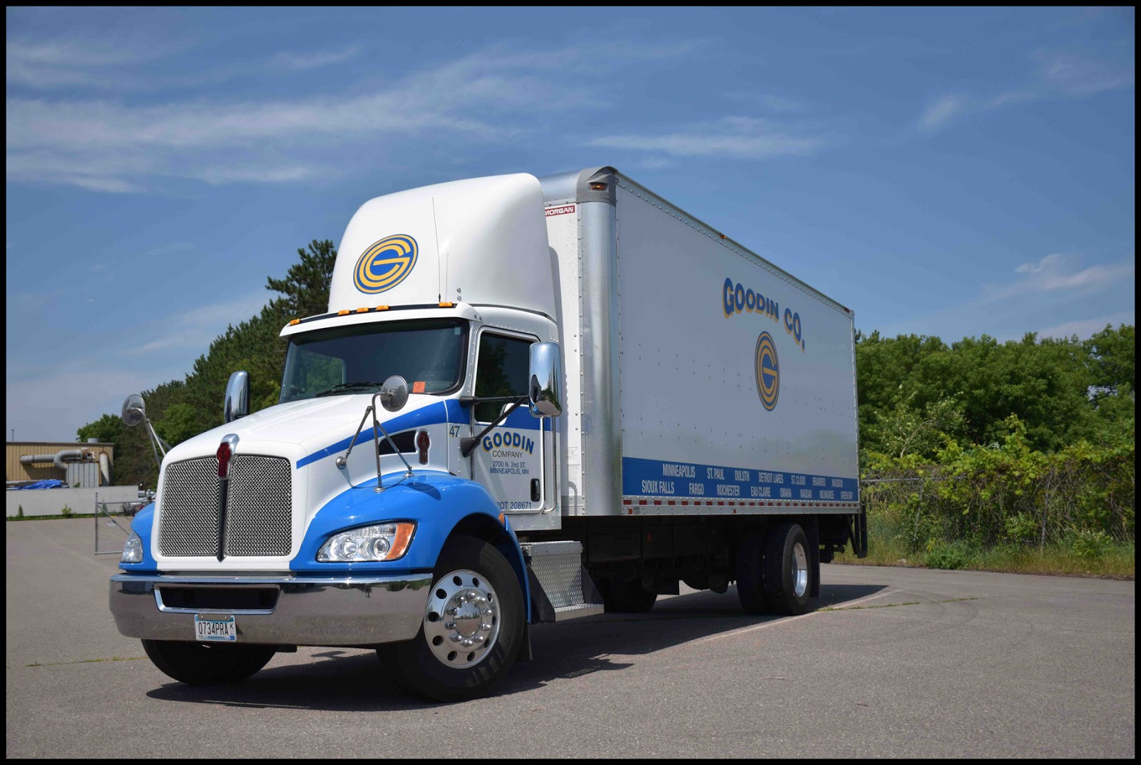 DuncanPutman com Blog: Kenworth T370s are the Key to Goodin