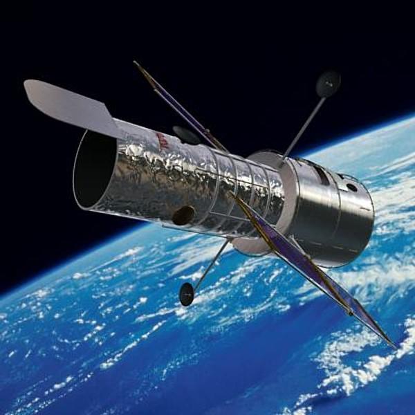 El Hubble ha descubierto la primera luz en existir